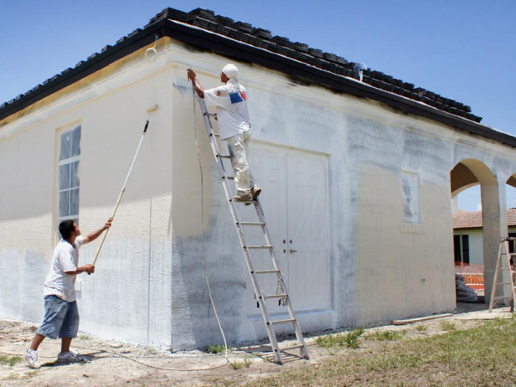 Exterior Painting-Stuart Home Remodeling & Drywall Contractor Services-We offer Home Remodeling Services, Drywall Repair, Interior Painting, Drywall Installation, Exterior Painting, Residential Painting, Commercial Painting, Drywall Contracting, Wallpaper Removal, Custom Ceilings, Popcorn Removal, Smooth Ceiling, Tile Installation, Floor Installation, Bathroom Remodeling, Kitchen Remodeling, Cabinet Installation, and more contracting services!